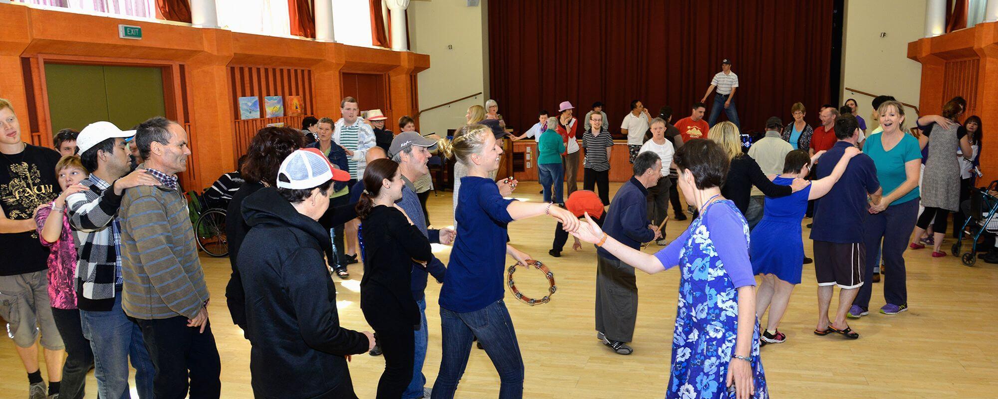 Hohepa Canterbury Dance Hall